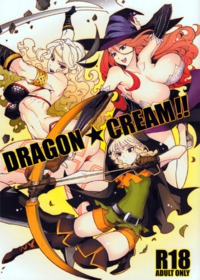 Dragon Cream!! Cover